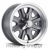 Felgi Legendary HB44 Alloy Wheel LW90 Grafit
