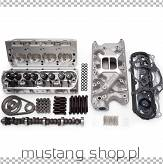 Edelbrock 2027 - E-Street Top End Kit, Small Block Ford, 321HP